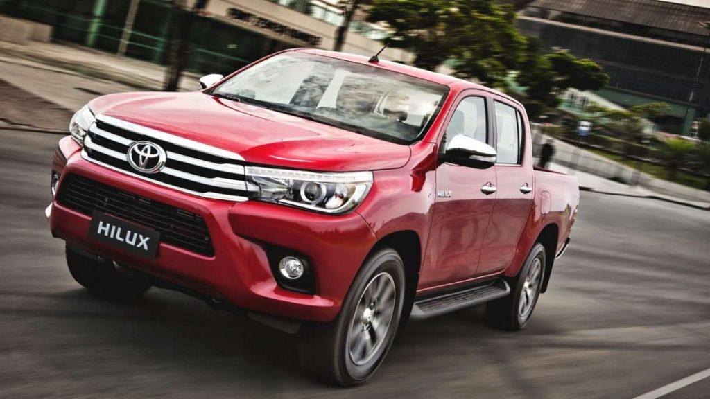 Toyota Hilux 2017 SRX Automático