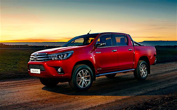 Toyota Hilux 2017 SRX Automático, Diesel, Preço, Consumo, Fotos, Cabine dupla - Carro e Carros