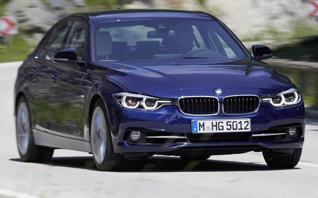 Nova BMW 320i 2017 - preço