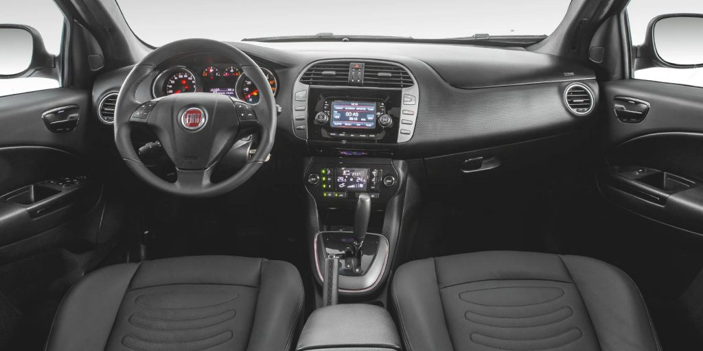 Fiat Bravo 2017 Sporting - Interior