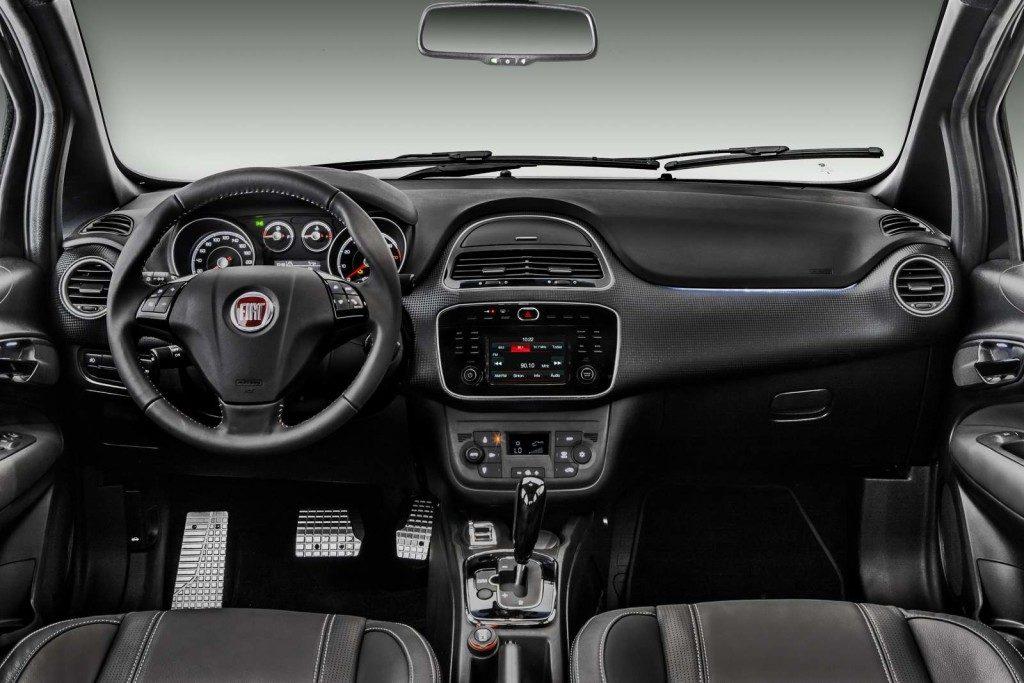 Fiat Punto 2017 Sporting - Interior