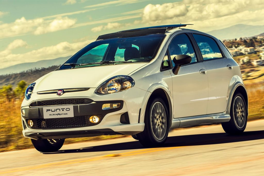 Fiat Punto 2017 Sporting - Completo