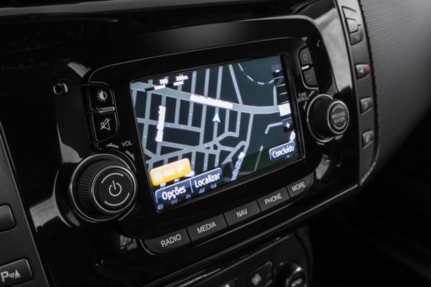 Punto 2017 Sporting - GPS