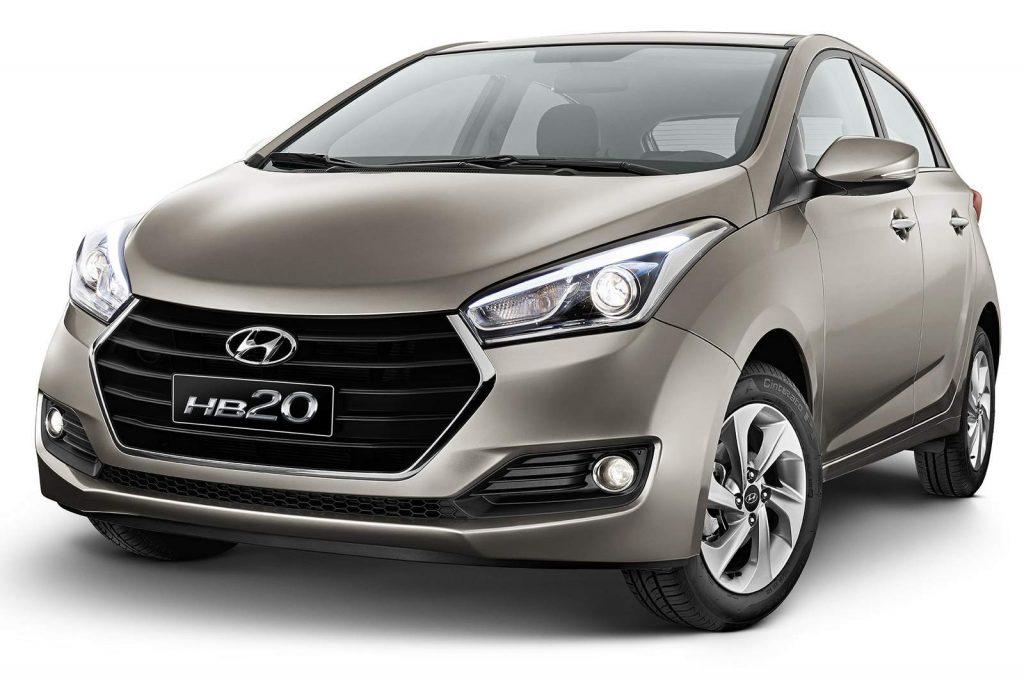 Hyundai Hb20 2017 - Valor
