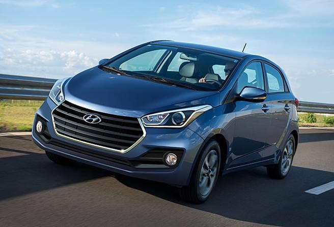Hyundai Hb20 2017 - novidades