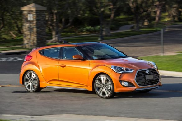 2016 Veloster Turbo