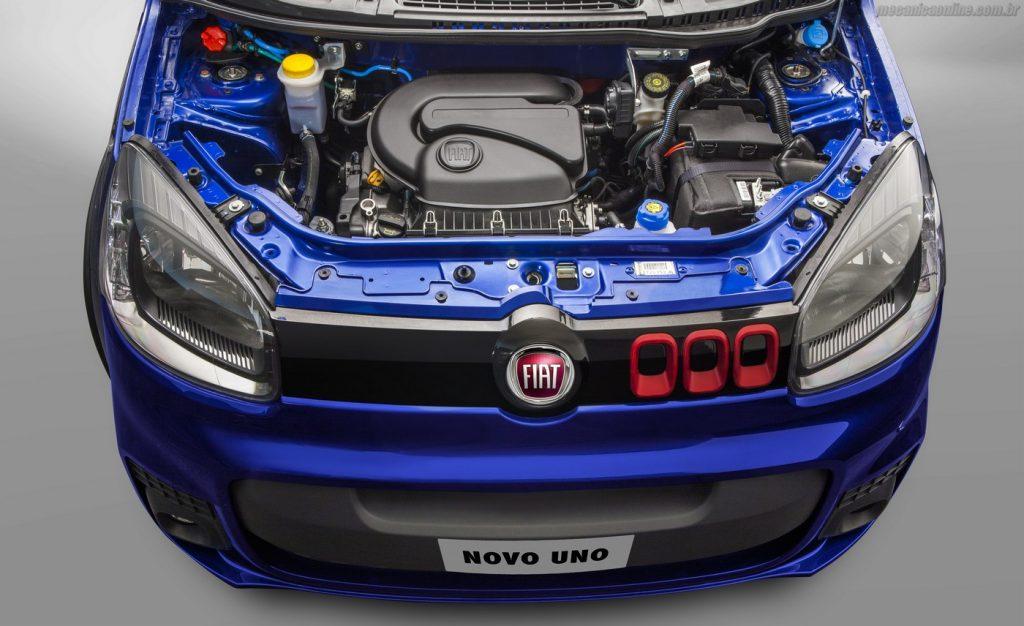 Fiat Uno 2017 Sporting - Motor