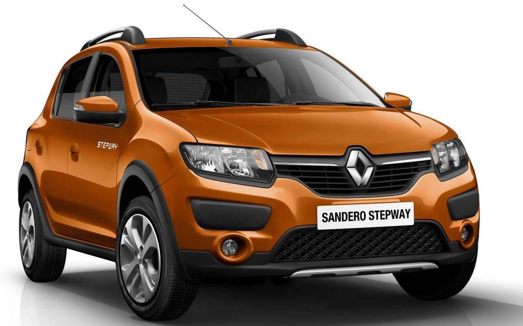 Renault Sandero 2017 Stepway - Preço, Ficha técnica, Avaliação, Fotos