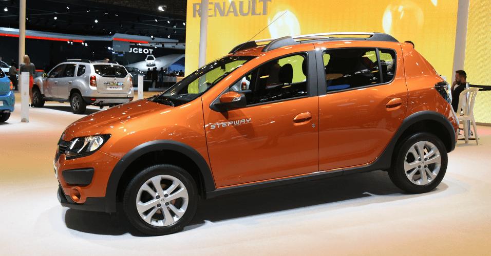 Renault Sandero 2017 Stepway - Preço