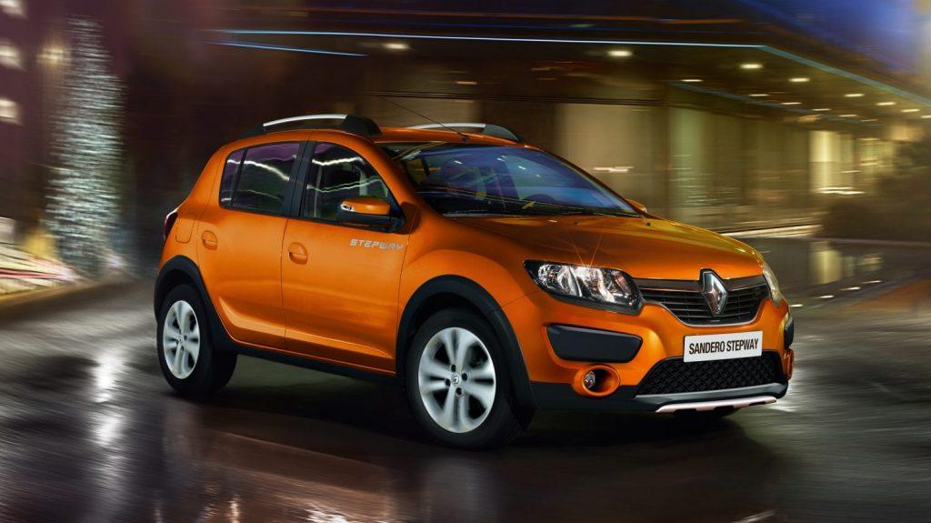 Renault Sandero 2017 Stepway - Consumo