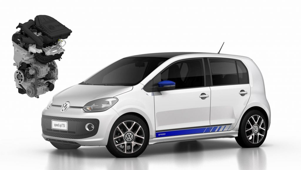 Volkswagen Up 2017 - TSI Turbo