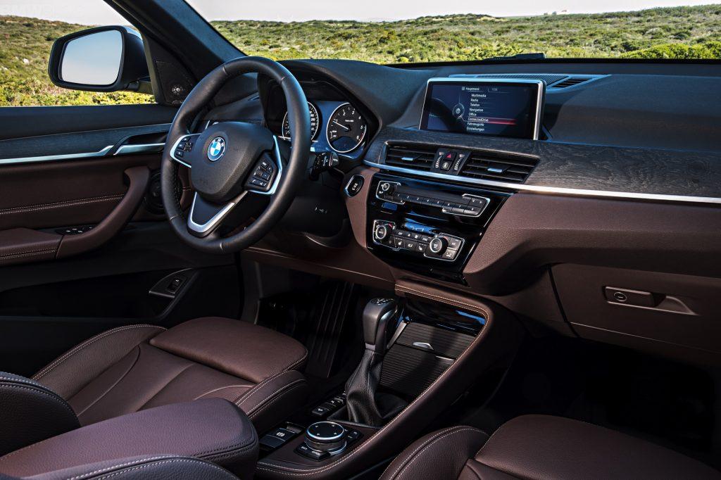 Nova BMW X1 2017 - Ficha Técnica