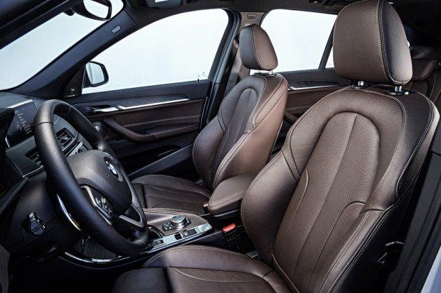 Nova BMW X1 2017 - novidades
