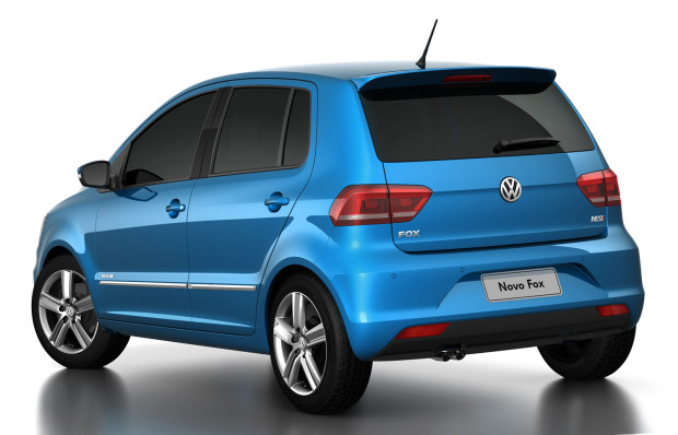 Volkswagen Fox Highline 2017 - Valor