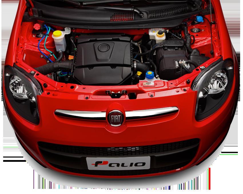 Fiat Palio 2017 Sporting - motor
