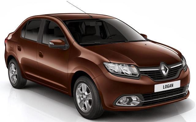 Renault Logan 1.6 2017 - Automático