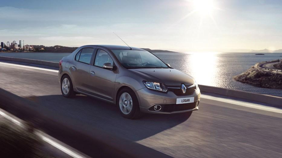 Renault Logan 1.6 2017 - Ficha Técnica