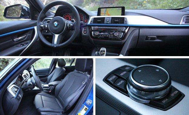 Nova BMW 328i 2017 - Itens de série e novidades