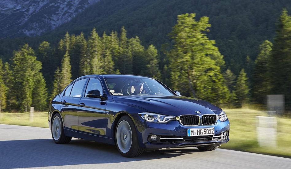 Nova BMW 328i 2017 - Preço