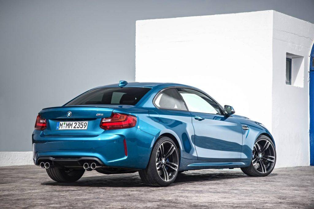 Nova BMW 135i 2017 - Ficha Técnica