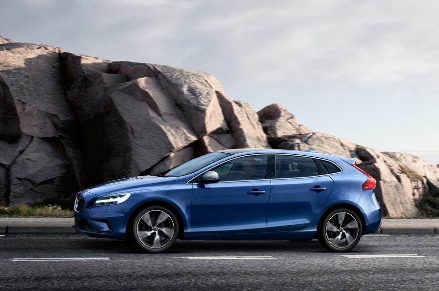 Novo Volvo V40 2017 - Consumo