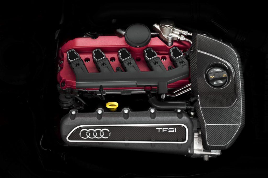 Audi RS3 Sportback 2017 - Motor, cavalos, TFSI