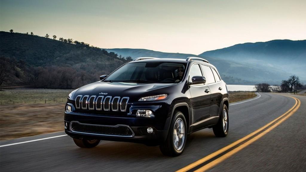 Jeep Cherokee 2017 - Ficha Técnica