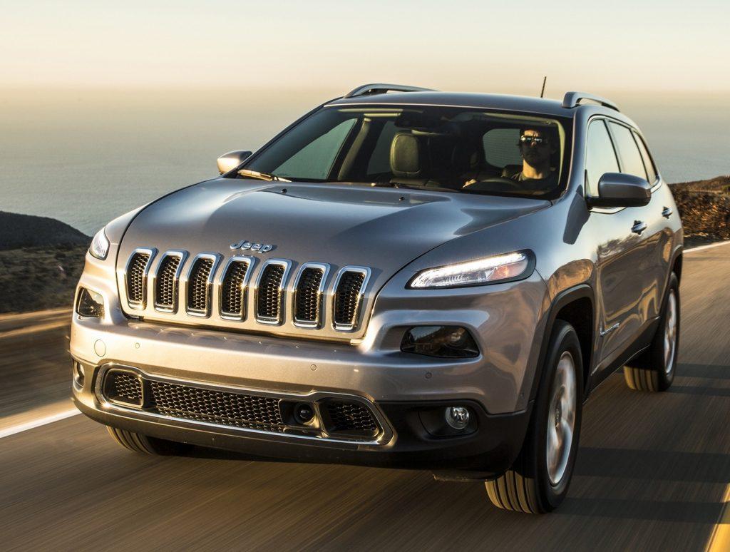 Jeep Cherokee 2017 - Desempenho