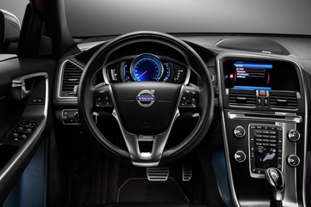 Novo Volvo XC60 2017 - interior