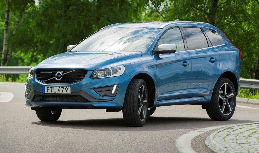 Novo Volvo XC60 2017 - Valor