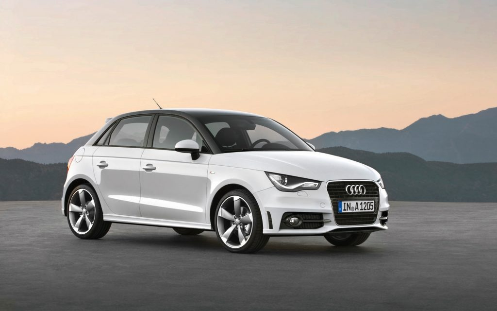 Novo Audi A1 2017 - Ficha Técnica