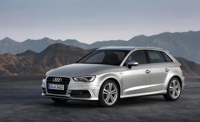 Novo Audi A3 2017 - itens de série