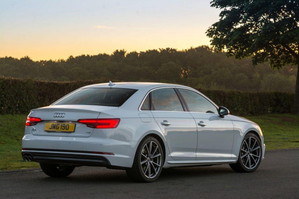 Novo Audi A4 2017 - Consumo