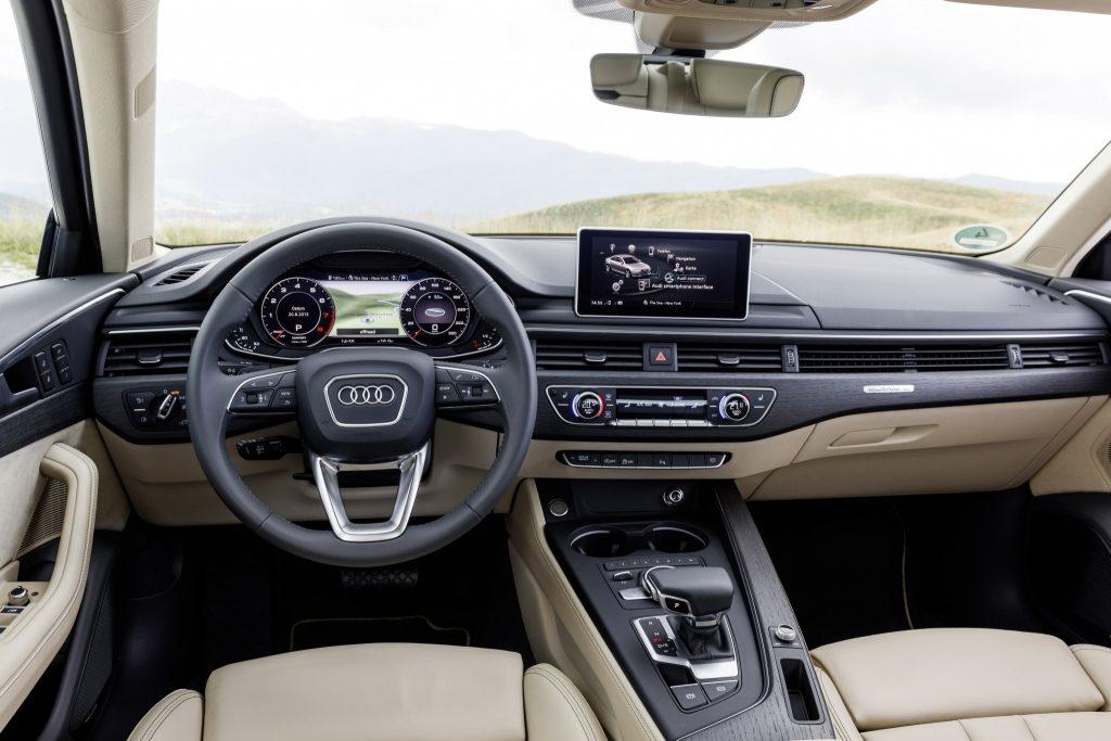 Novo Audi A4 2017 - Ficha Técnica