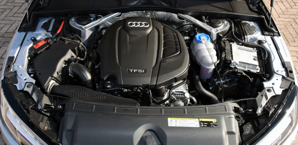 Novo Audi A4 2017 - Motor