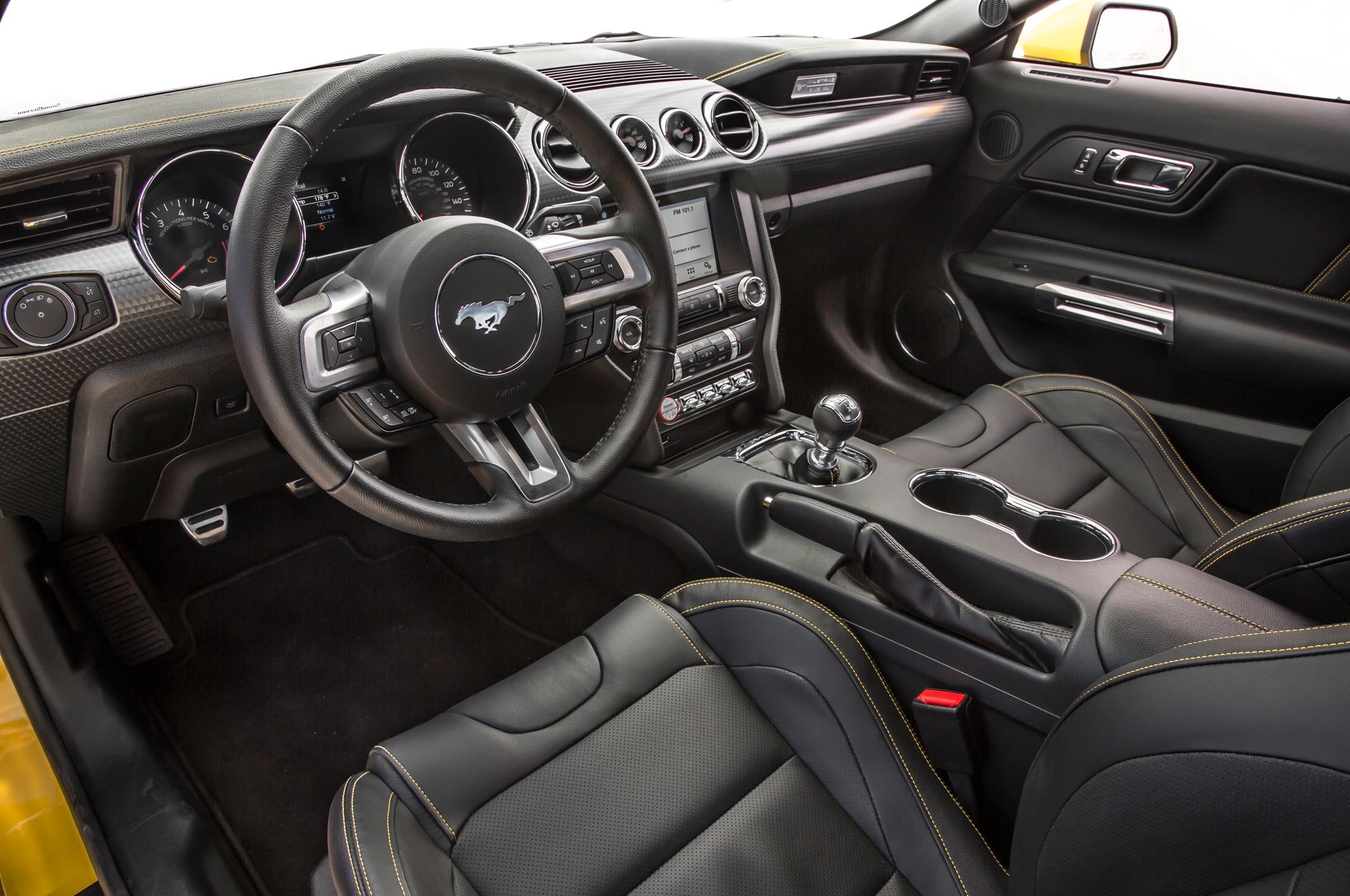 Novo Ford Mustang 2017 - Preço, Consumo, Ficha Técnica ...