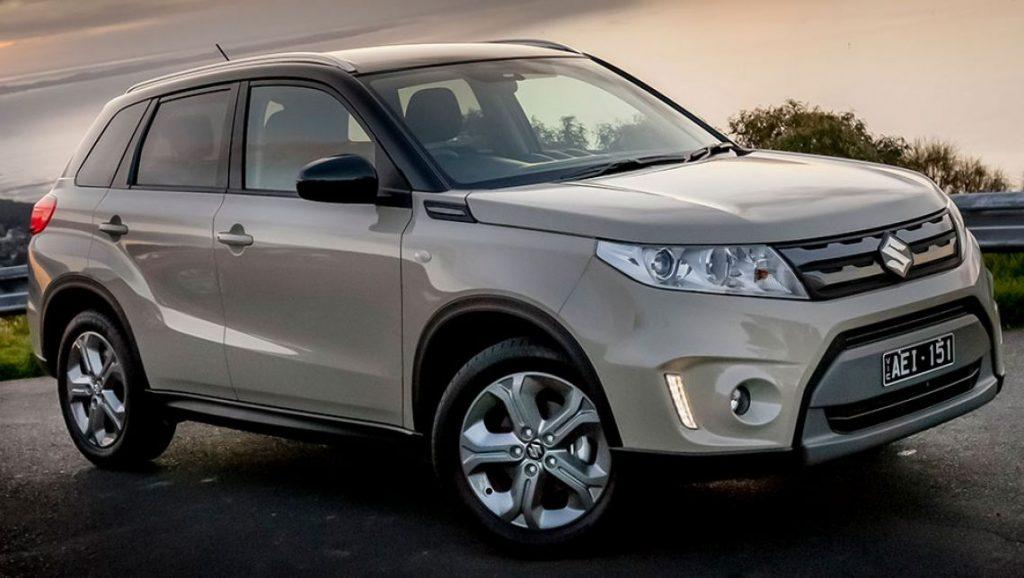 Suzuki Vitara 2017 - Ficha Técnica