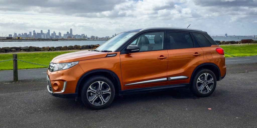 Suzuki Vitara 2017 - Motor, desempenho, especificações