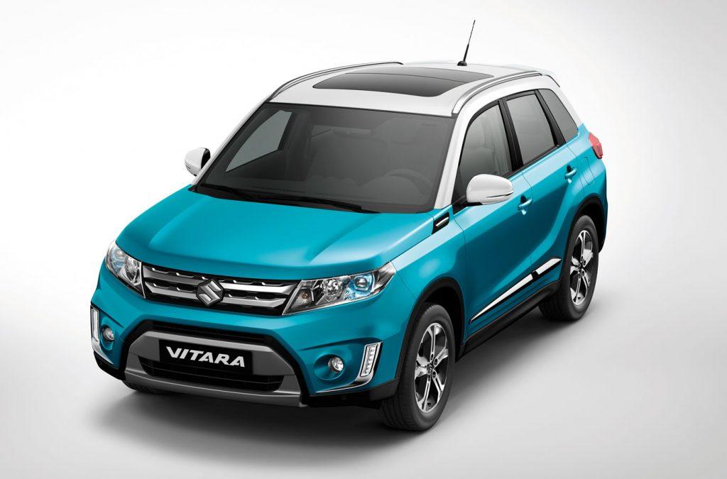 Suzuki Vitara 2017 - teto solar