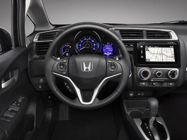 Honda WRV 2017 - Interior