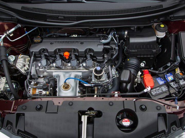 Honda WHR 2017 - motor