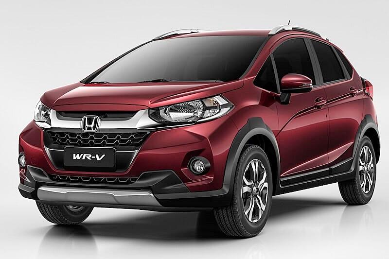 Novo Honda WHR - Defeitos