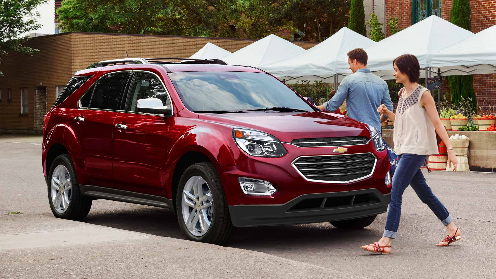 Exterior Colors For 2018 Chevy Equinox