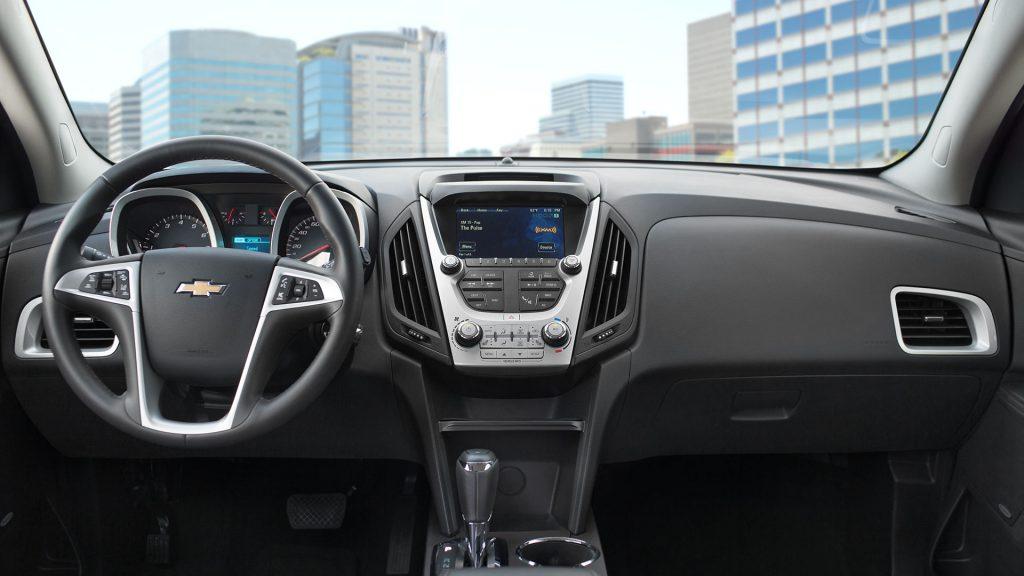 Novo Chevrolet Equinox 2017 - Interior