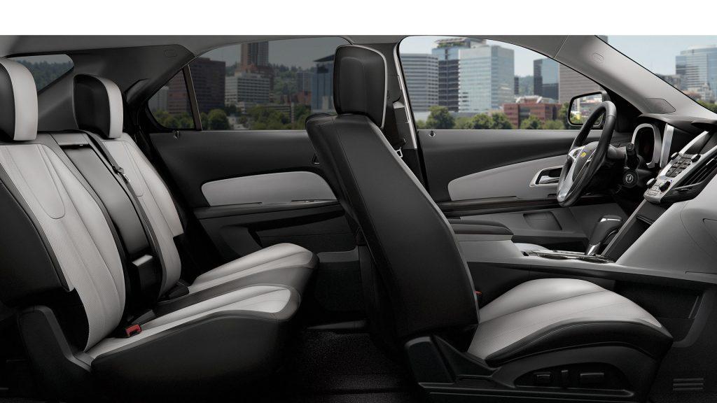 Novo Chevrolet Equinox 2017 - Itens de série
