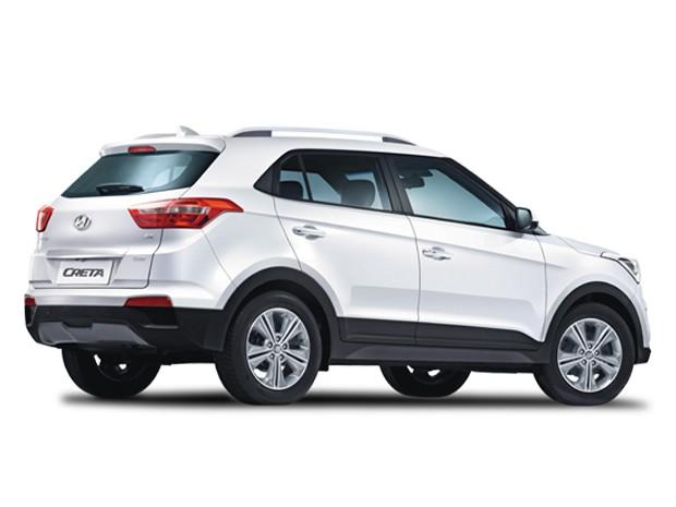 Novo Hyundai Creta 2017 - segurança