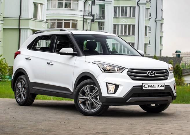Novo Hyundai Creta 2017 - Preço, Ficha Técnica, Consumo, Avaliação