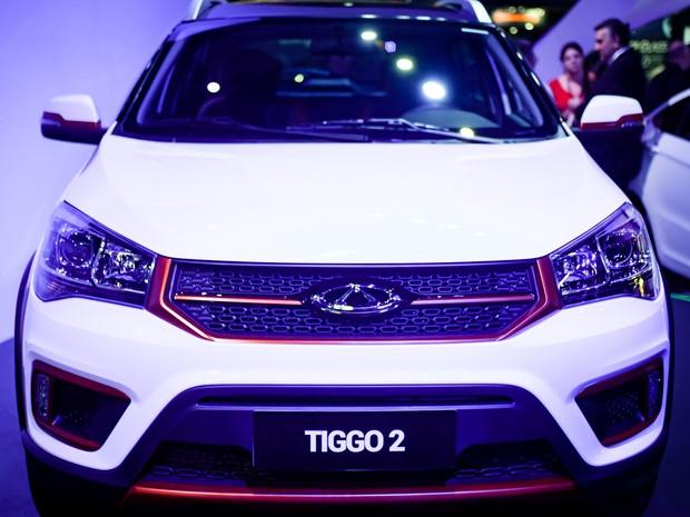 Chery Tiggo 2 ou Honda WRV 2017 - Ficha Técnica