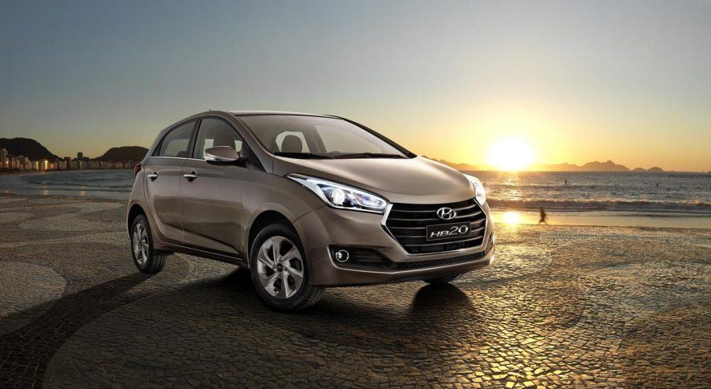 Novo Chery Celer ou Hyundai HB20 2018 - desempenho