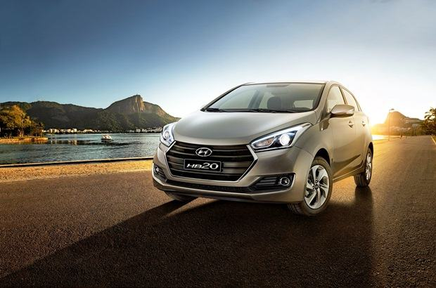 Novo Chery Celer ou Hyundai HB20 2018 - Ficha Técnica